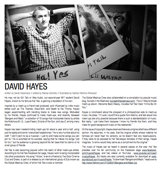 """David Hayes"""