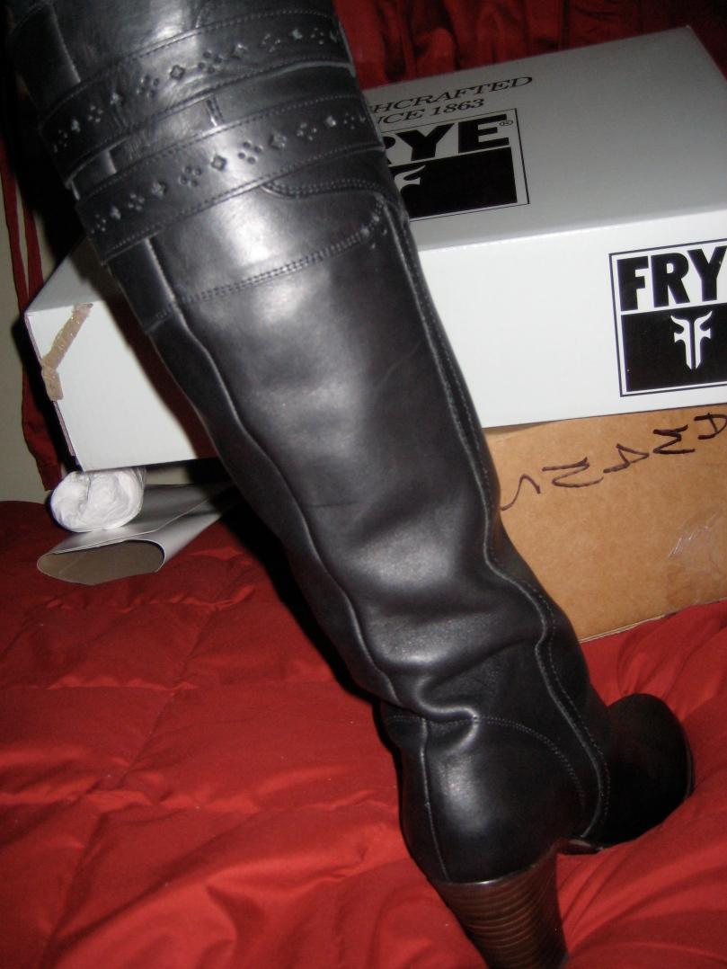 frye boots 1