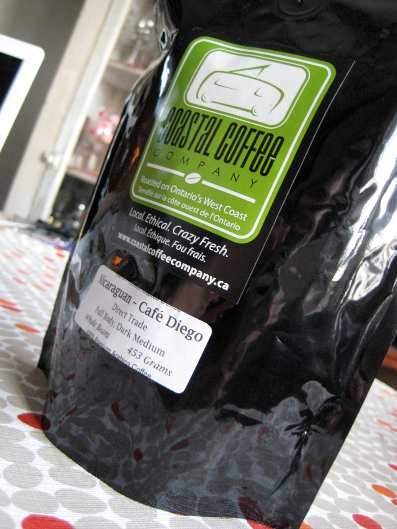 Nicaraguan Cafe Diego