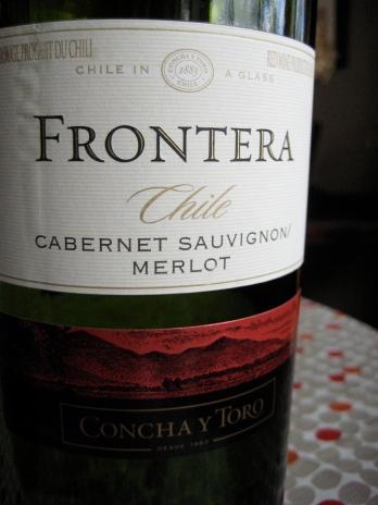 Frontera Cab/Sauv Merlot