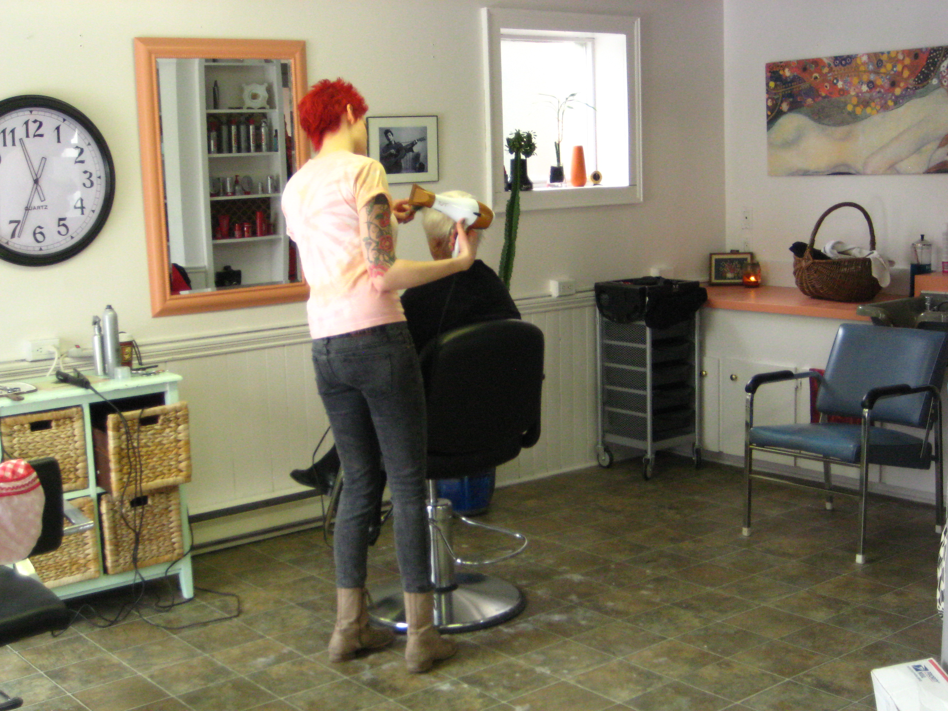 Locality expressions hair design bayfield ontario a - Expressions hair salon ...