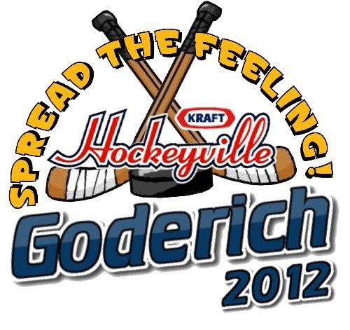 goderich hockeyville 2012