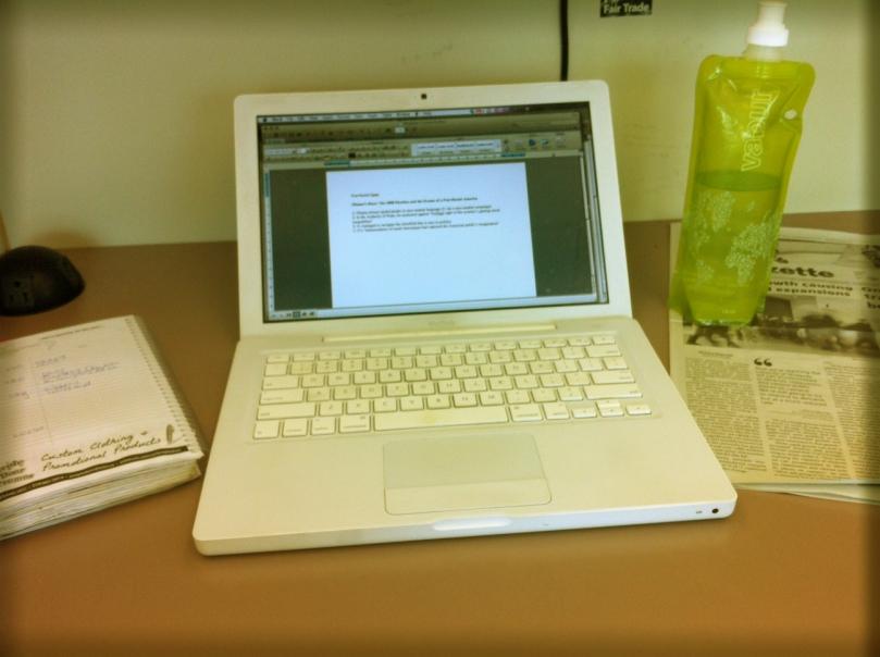study carrel