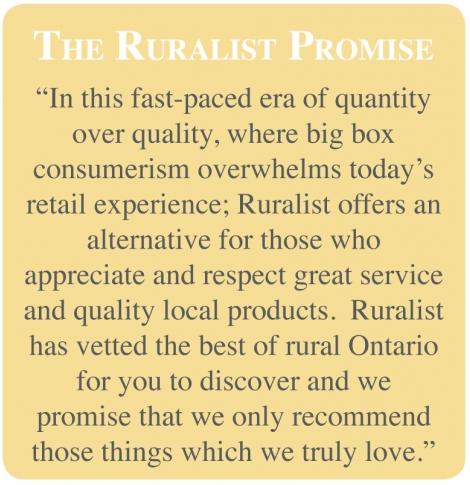 Ruralist promise