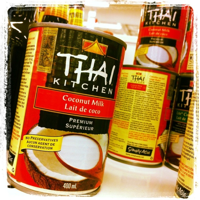 Thai Kitchen Coconut Milk playing favourites: thai kitchen coconut milk – a transparent life