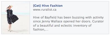Hive fashion