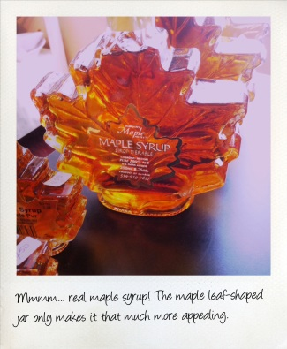 Robinson's Maple Syrup